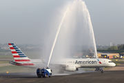 N186AN - American Airlines Boeing 757-200 aircraft