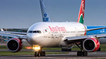5Y-KYZ - Kenya Airways Boeing 777-200ER aircraft