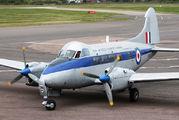 G-DHDV - Air Atlantique de Havilland DH.104 Dove aircraft
