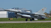 FA-133 - Belgium - Air Force General Dynamics F-16A Fighting Falcon aircraft