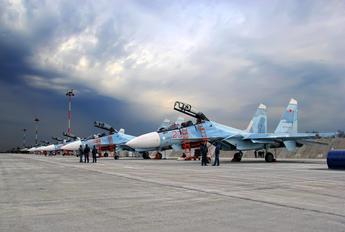 23 - Russia - Air Force Sukhoi Su-30SM