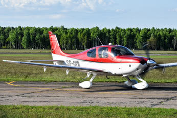 SP-GKM - Private Cirrus SR22