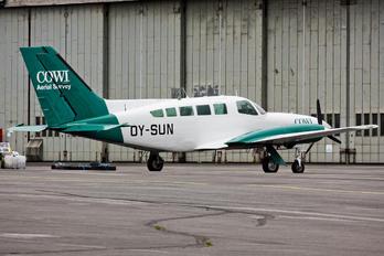 OY-SUN - Cowi Cessna 402C
