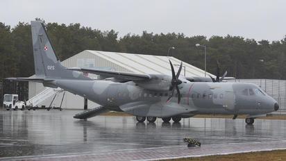 025 - Poland - Air Force Casa C-295M