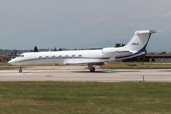 N883A - Private Gulfstream Aerospace G-V, G-V-SP, G500, G550
