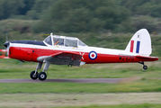 G-BWUT - Private de Havilland Canada DHC-1 Chipmunk aircraft