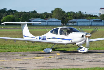 N498SG - Private Diamond DA 40 Diamond Star