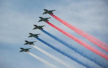- - Russia - Air Force Sukhoi Su-25