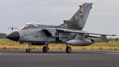 46+24 - Germany - Air Force Panavia Tornado - ECR
