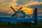 N451D - Private North American P-51D Mustang aircraft