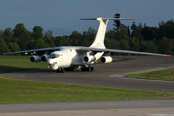 EW-430TH - Ruby Star Air Enterprise Ilyushin Il-76 (all models)