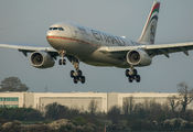A6-EYT - Etihad Airways Airbus A330-200 aircraft
