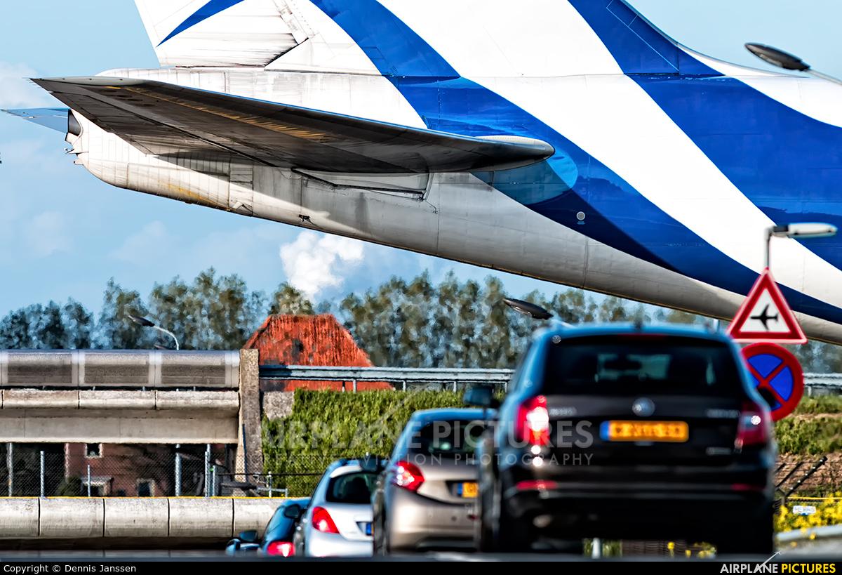 Air Bridge Cargo VQ-BIA aircraft at Amsterdam - Schiphol