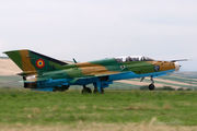 176 - Romania - Air Force Mikoyan-Gurevich MiG-21 LanceR B aircraft