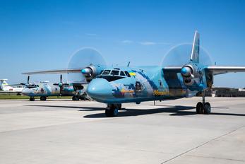 08 BLUE - Ukraine - Air Force Antonov An-26 (all models)