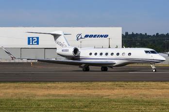 N650ER - Gulfstream Aerospace Service Corp Gulfstream Aerospace G650, G650ER