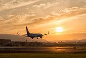 JA81AN - ANA - All Nippon Airways Boeing 737-800 aircraft