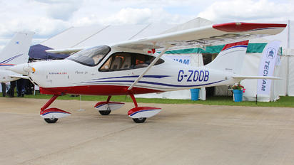 G-ZOOB - Tecnam UK (Sales) Ltd. Tecnam P2008