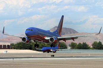 N459WN - Southwest Airlines Boeing 737-700