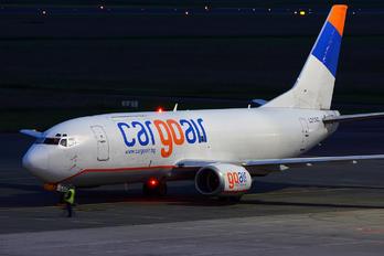 LZ-CGQ - Cargo Air Boeing 737-300