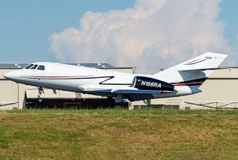 N166RA - Private Dassault Falcon 20