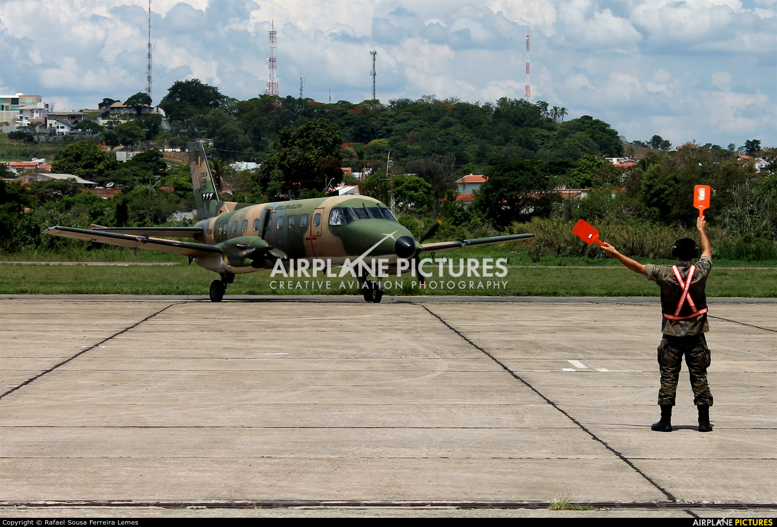 Brazil - Air Force 2296 aircraft at Guaratingueta