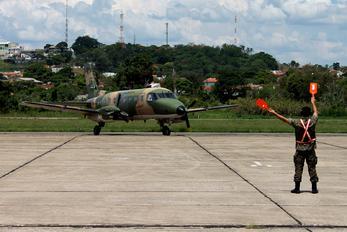 2296 - Brazil - Air Force Embraer EMB-110 Bandeirante