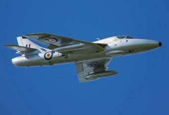 XL573 - Midair Squadron Hawker Hunter T.7