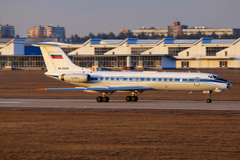 RA-65995 - Russia - Air Force Tupolev Tu-134A