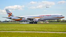 PZ-TCP - Surinam Airways Airbus A340-300 aircraft