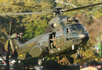 AE-526 - Argentina - Army Aerospatiale AS332 Super Puma