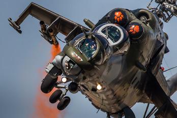 7357 - Czech - Air Force Mil Mi-24V