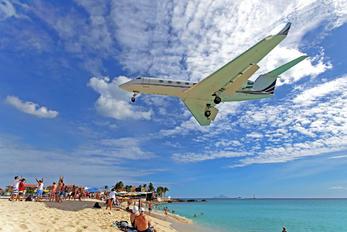 N486QS - Netjets (USA) Gulfstream Aerospace G-IV,  G-IV-SP, G-IV-X, G300, G350, G400, G450