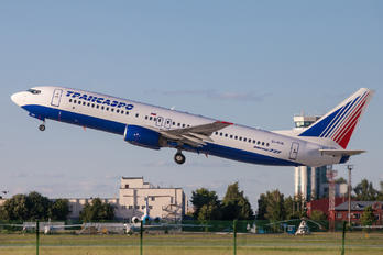 EI-RUN - Transaero Airlines Boeing 737-800