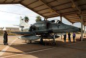1013 - Brazil - Navy McDonnell Douglas A-4 Skyhawk aircraft