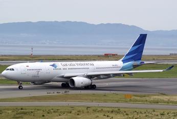 PK-GPJ - Garuda Indonesia Airbus A330-200