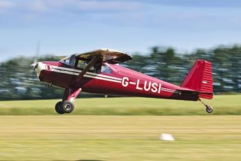 G-LUSI - Private Luscombe Silvaire 8F