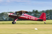 G-LUSI - Private Luscombe Silvaire 8F aircraft