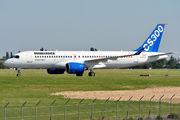 C-FFDK - Bombardier Bombardier CS300 aircraft