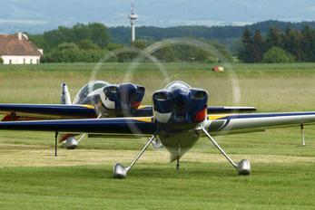 PK-FBA - The Flying Bulls Duo : Aerobatics Team XtremeAir XA42 / Sbach 342