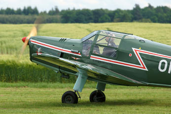 OK-BSA - Private Zlín Aircraft Z-381