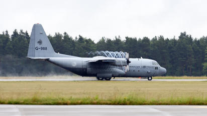 G-988 - Netherlands - Air Force Lockheed C-130H Hercules