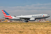 N286AY - American Airlines Airbus A330-200 aircraft