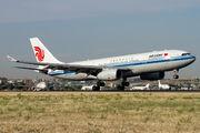 B-6132 - Air China Airbus A330-200 aircraft