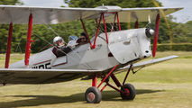 G-PWBE - Private de Havilland DH. 82 Tiger Moth aircraft