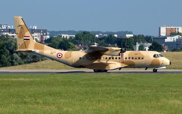 SU-BSG - Egypt - Air Force Casa C-295M