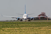 VQ-BTI - Pobeda Boeing 737-800 aircraft