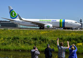 PH-HZF - Transavia Boeing 737-800 aircraft