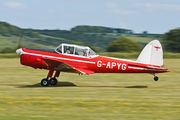 G-APYG - Private de Havilland Canada DHC-1 Chipmunk aircraft