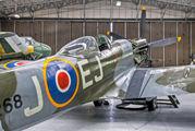 G-SPIT - Patina Supermarine Spitfire FR.XIVe aircraft